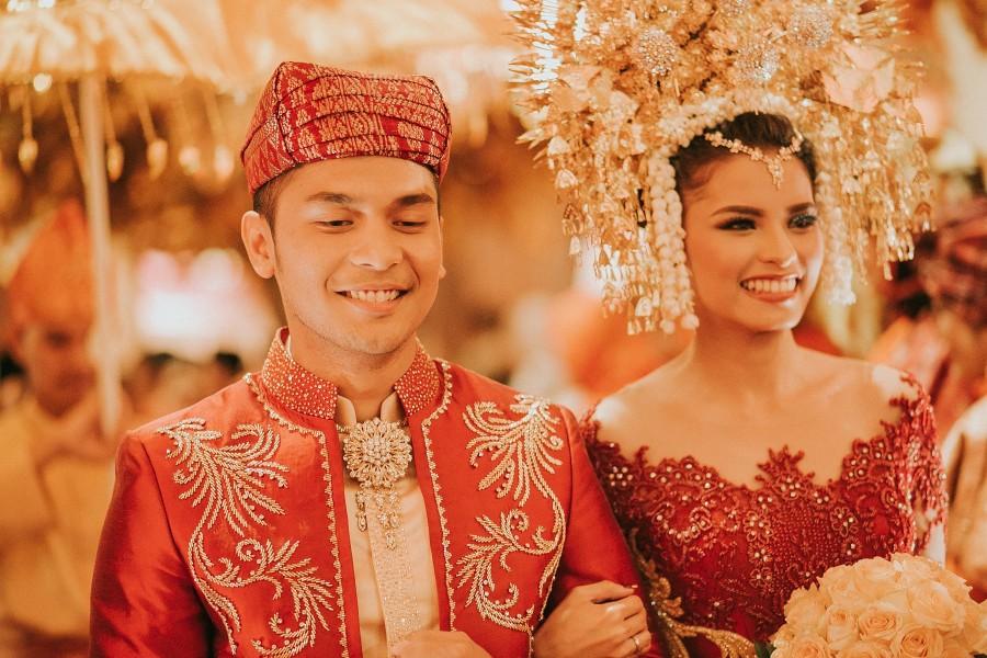 Bidakara Hotel Wedding || Rebby & Herdi