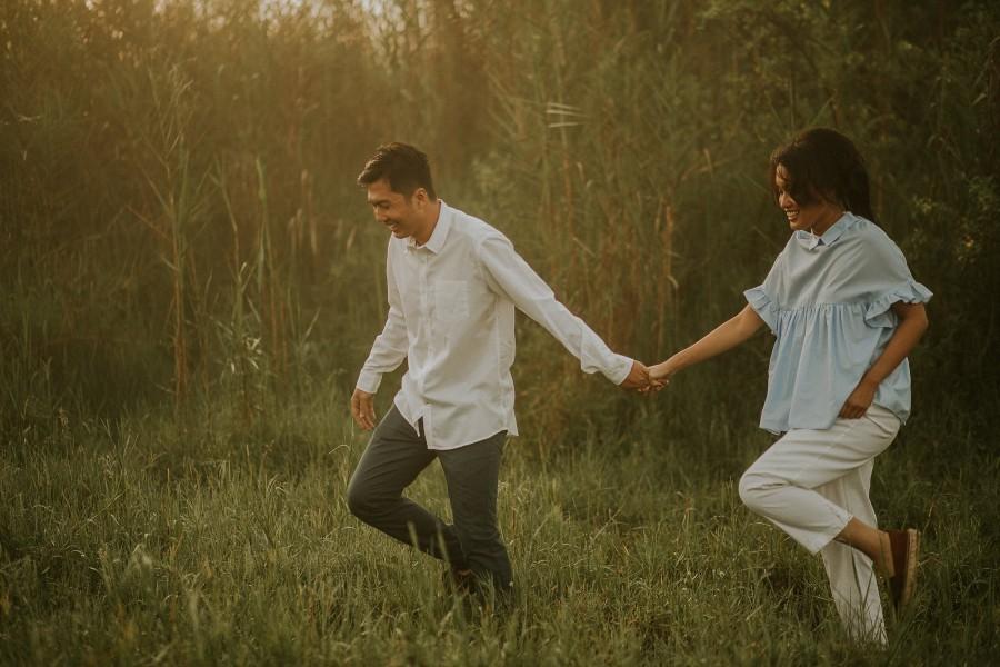 Bandung Prewedding - Keshia & Fadhil