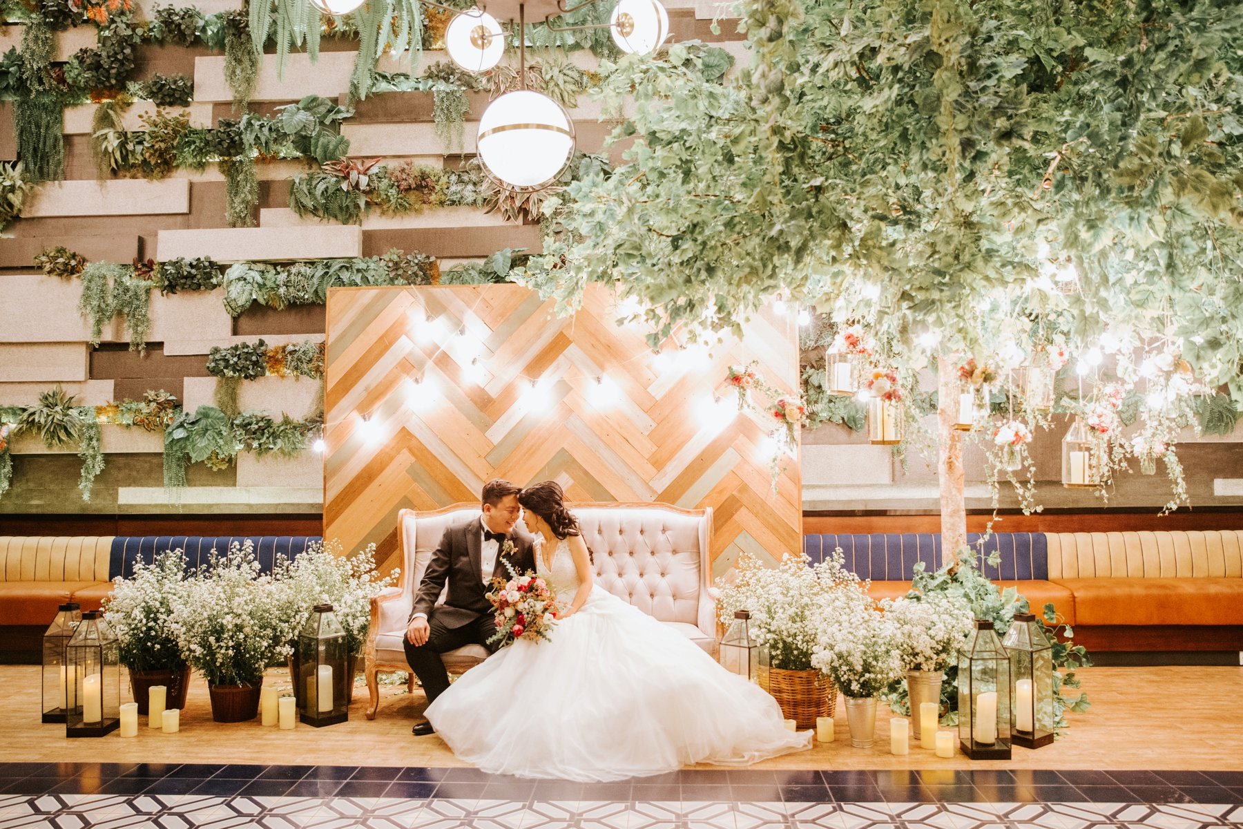 Jakarta wedding andra eflin antijitters photo wedding junglespirit Images