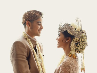 Shangrila Hotel Wedding || Andika & Kara