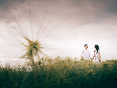 Jogja Prewedding Session - Lian & Oscar