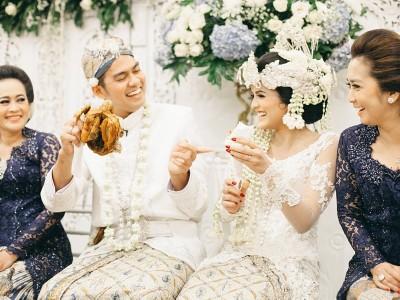 Intercontinental Midplaza Wedding || Nessa & Adryan
