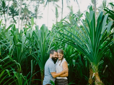 Bali Wedding Photographer - Love Session