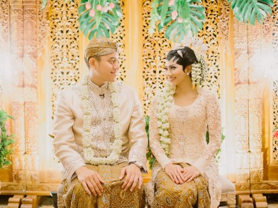 Shangrila Jakarta Wedding || Chitra & Ario