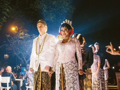 Plataran Dharmawangsa Wedding || Evi & Chris