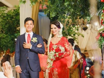 Contemporary Batak Wedding    Laras & Stephan
