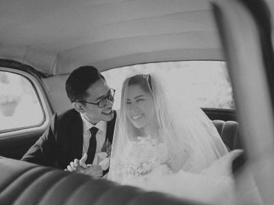 Dharmawangsa Hotel Wedding || Ari & Karin