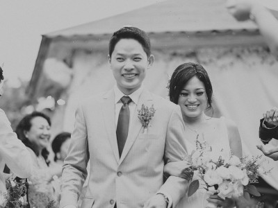Singapore Wedding || Jason & Tia