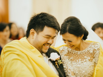 Thamrin Nine Wedding || Oscar & Nonie