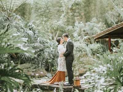 Adarapura Resort Wedding || Pasca & Falino