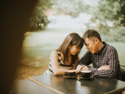 Singapore Prewedding - Arnold & Anita