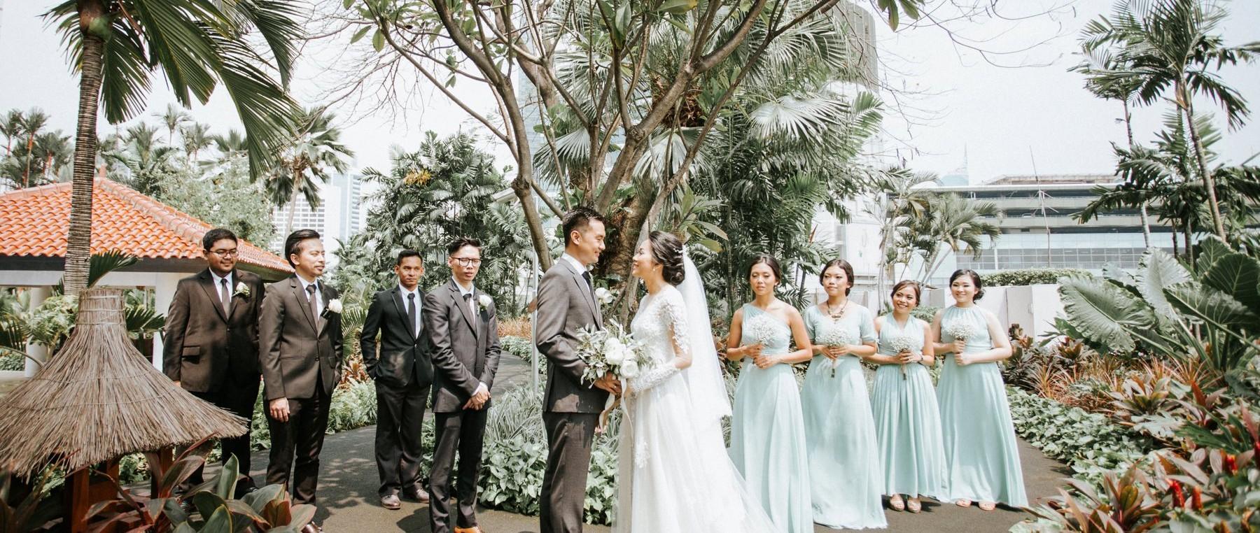 Film Hyatt On Five Wedding