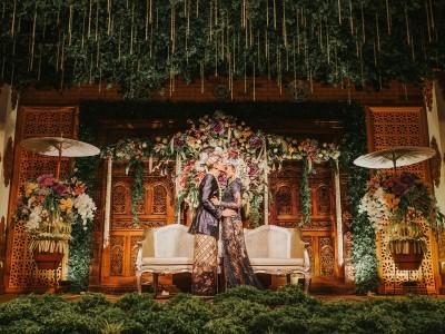 Thamrin Nine Wedding || Keshia & Fadhil