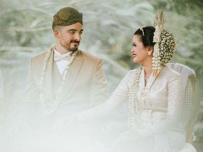 Villa The Sanctuary Bali Wedding || Cita & Jake