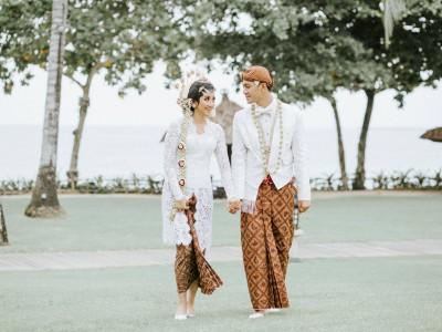 Intercontinental Bali Wedding || Dwira & Bayu