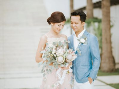 Alila Seminyak Wedding || Harun & Mira