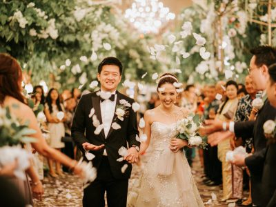 Kempinski Hotel Wedding || Cindy & Ben