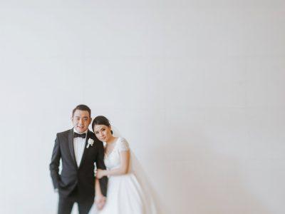 Fairmont Hotel Jakarta || Elisa & Juanno