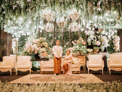 Sampoerna Wedding || Viandra + Edward