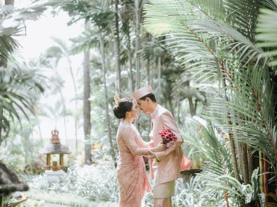 Hyatt On Five Wedding || Fanie & Radit