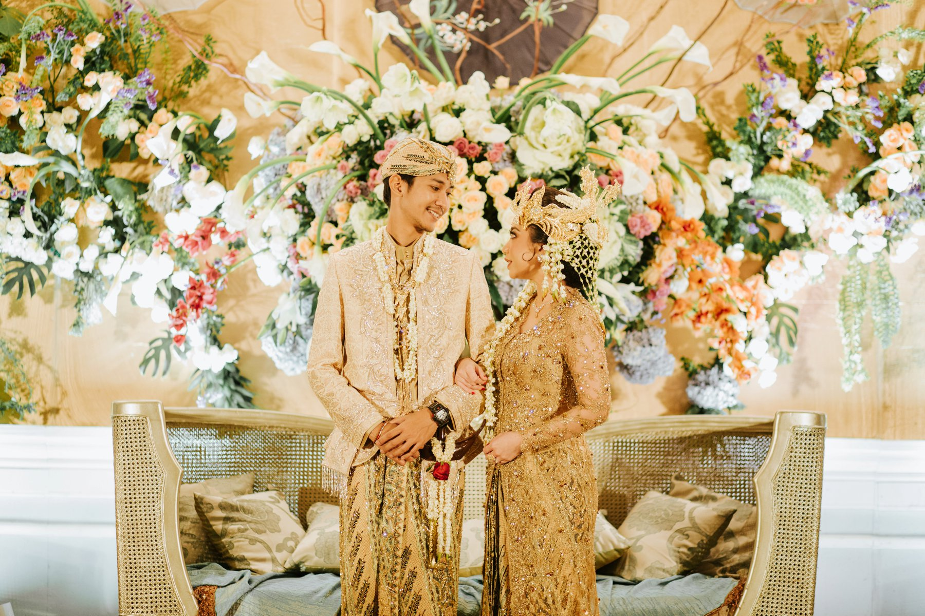 The Westin Jakarta Wedding Desti Satria Antijitters Photo