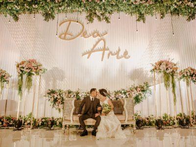 Semarang Wedding || Dea & Arie
