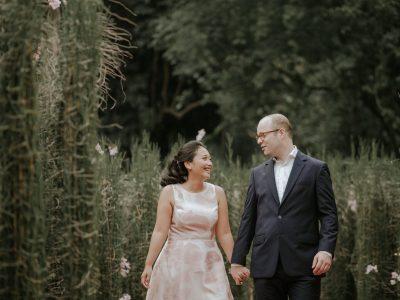 Singapore - Mariana & Sander